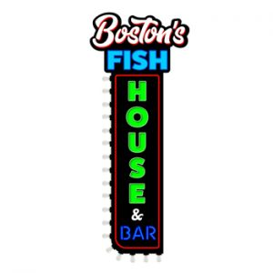 Boston's Fish House Las Vegas