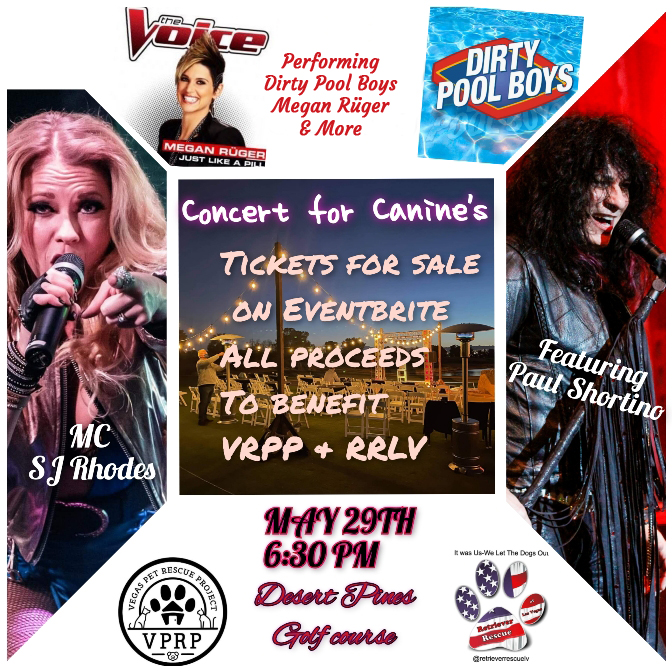 Concert for Canines Las Vegas